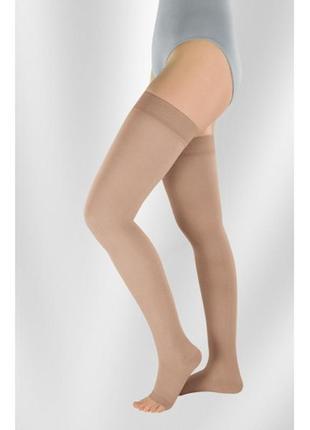 Компрессионные чулки juzo soft для беременных, для спорта, от варикоза