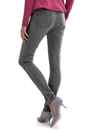 Супер удобные джинсы джеггинсы треггинсы s 38 евро тсм tchibo.