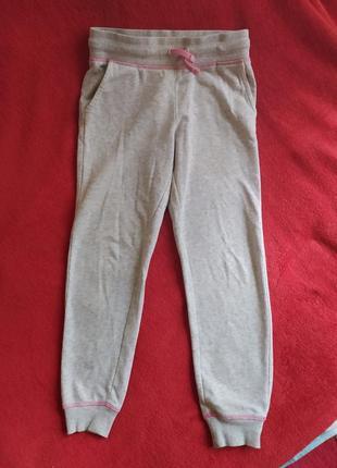 Спортивные брюки утеплённые george для девочки