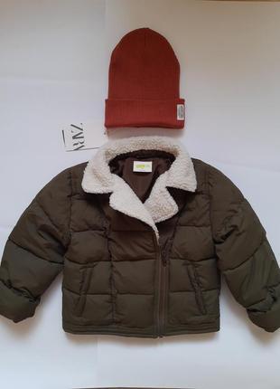 Нова куртка 2-3 роки