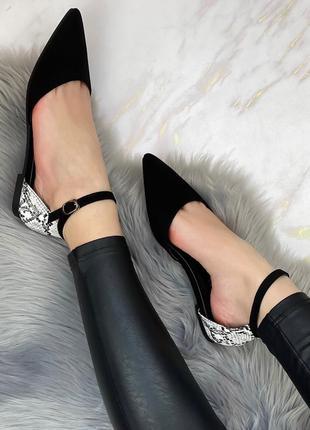 Туфли балетки 40,41 распродажа