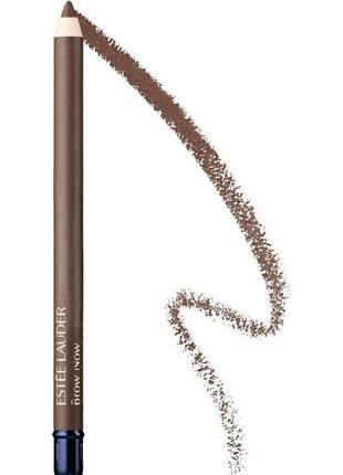 Карандаш для коррекции бровей estee lauder brow now defining pencil