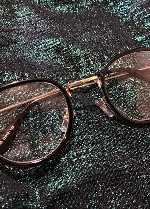 New! элегантная оправа (очки) с прозрачными линзами
