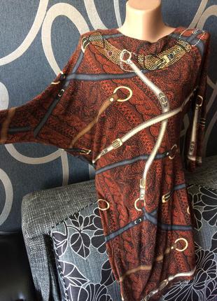 Асиметричное платье