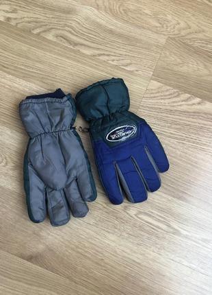 Рукавицы, перчатки 🧤 6-9 лет