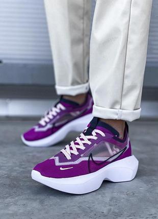 Шикарные женские кроссовки nike vista lite purple найк