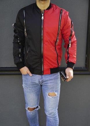 Мужская дизайнерская куртка
