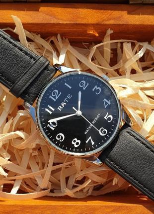Мінімалістичний годинник rate