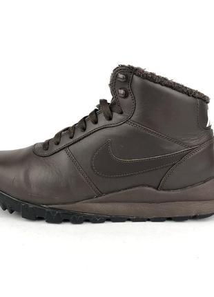 Ботинки nike original, черевики оригинал кроссовки зимные