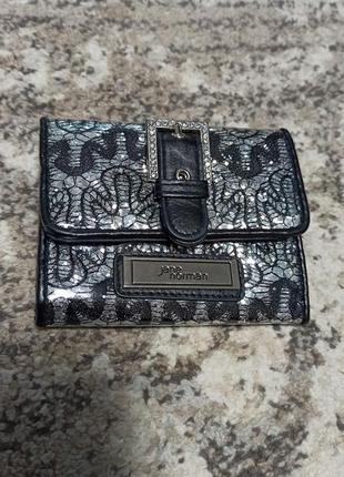 Женский брендовый кошелёк jane norman