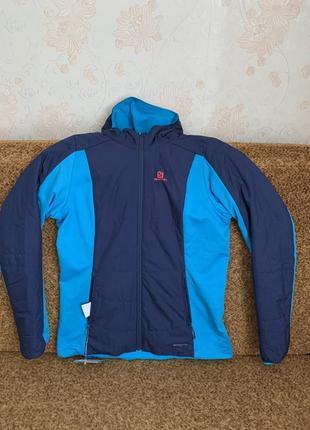 Двухсторонняя курточка salomon