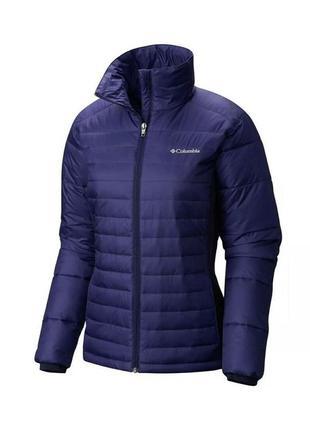"""Водостойкая утепленная куртка пуховик колумбия """"powder pillow"""" оригинал"""