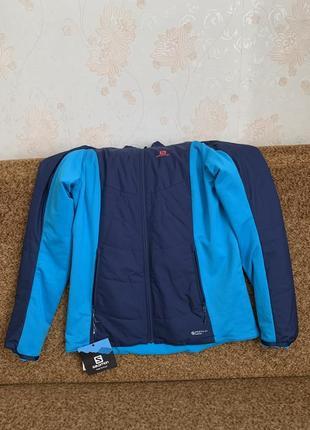 Двухсторонний пиджак, куртка salomon