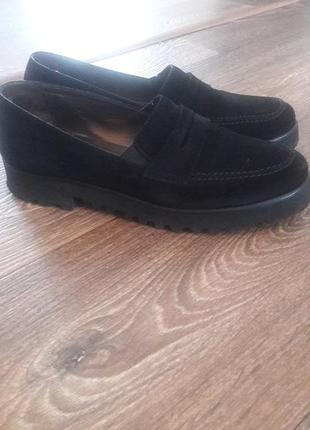 Итальянские туфли.