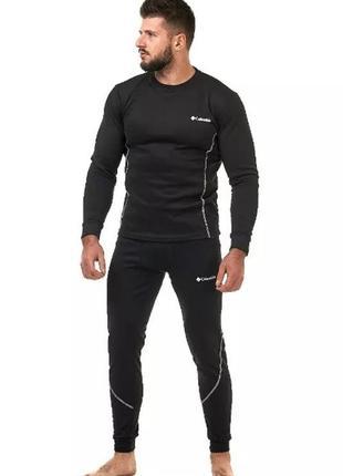 Термобелье мужское для спорта и повседневной носки, комплект