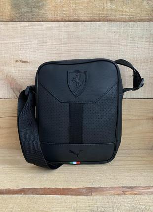 Sele / новая стильная сумка - барсетка через плече / бананка / мессенджер