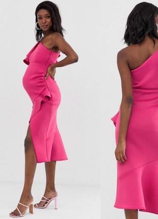 Вечернее платье для беременных asos фотосессия беременности