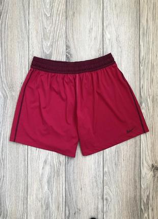 Жіночі спортивні шорти nike dri-fir оригінал спорт фітнес