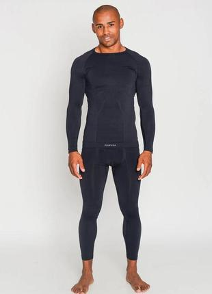Термобелье мужское спортивное tervel comfortline зональное