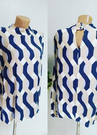 Блуза fransa віскоза р.xl