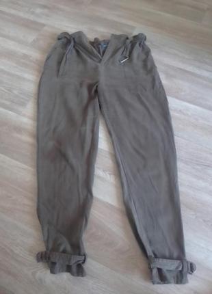 Хлопковые штаны kappa