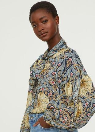 Просто роскошная блуза, великолепный принт