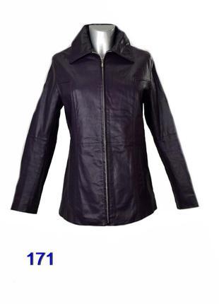 Inpuncto куртка женская кожаная
