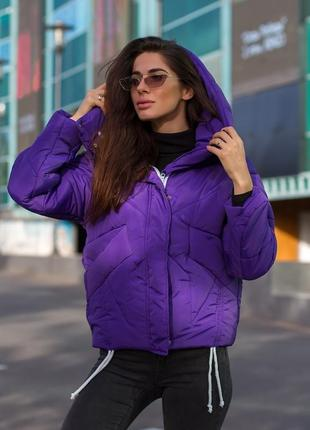 Куртка женская oversize