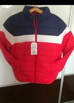 Легесенька курточка- вітровк а на сінтепоні!!!