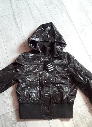 Лазерная куртка ветровка
