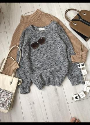 Актуальний свитшот свитер реглан водолазка світшот пуловер