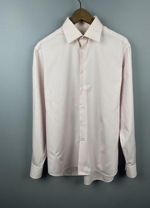 Canali классическая рубашка люкс сегмента