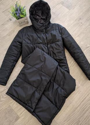 Довге пальто одіяло