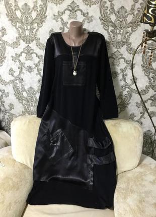 Красивое фирменное платье60 62