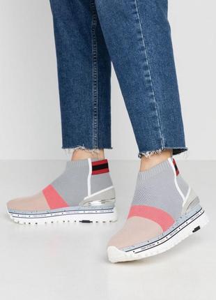 Кроссовки носки liu jo