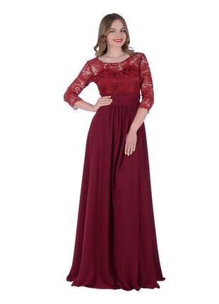 Новое вечернее платье 20р