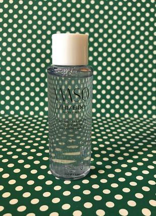 Освежающий лосьон для лица shiseido waso fresh jelly lotion