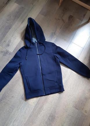 Фирменная куртка толстовка