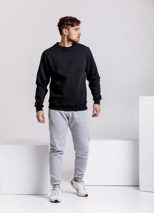Зимний утепленный мужской спортивный костюм adidas