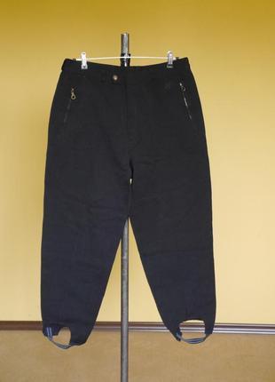 Брюки-штани на 56+розмір з шерстю    на тормозах з нюансом