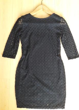 Коасивое черное платье