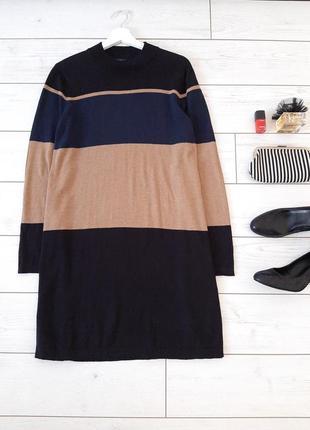 Платье миди casual тонкой вязки качественного состава..# 186