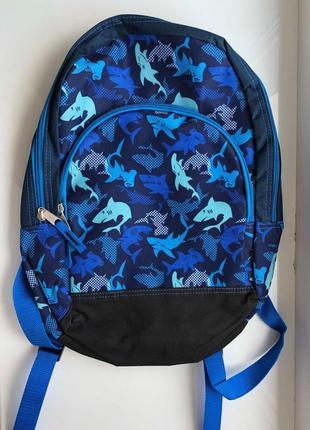 Рюкзак fab starpoint с акулами