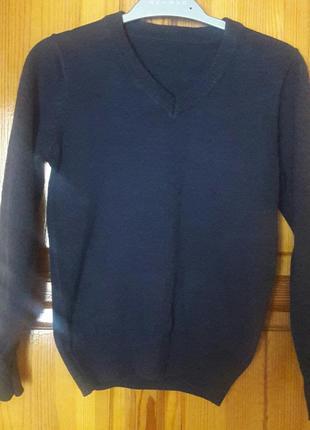 Пуловер , школьный джемпер nutmeg на 6-7 лет