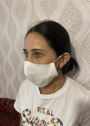 Защитная маска поштучно в 4 цветах4 фото