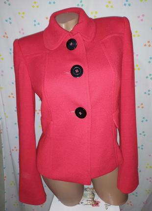 Теплый пиджак marks & spencer