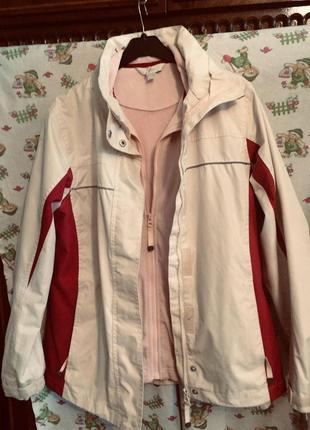 Куртка 3 в одном,ветровка,флиска,,tcm tchibo