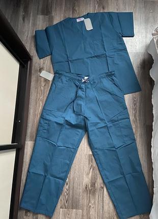 Медицинский костюм из штатов