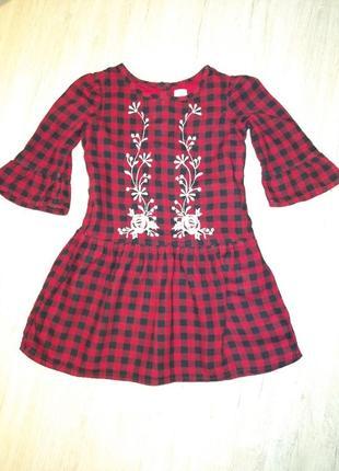 Красивое платье р. 104