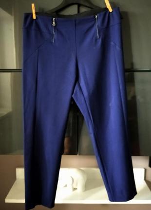 Брендовые синие брючки frank walder